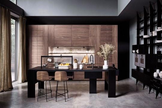 אוספים - Kitchens Intarsio