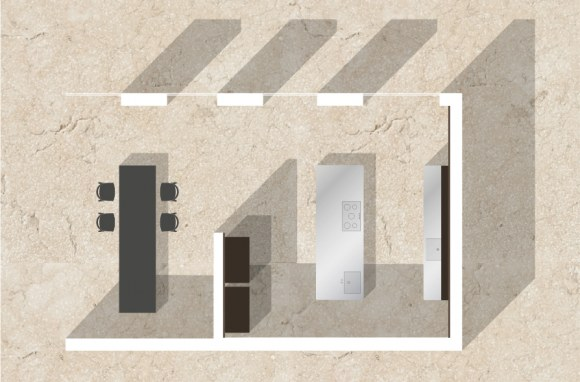 Island and base units: doors … - Image 1