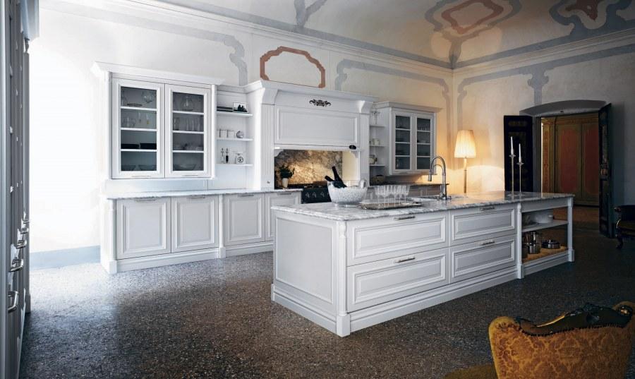 Cucina classica moderna Elite - Cesar