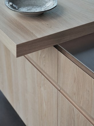Drawer with 45° grip recess, … - Image 2