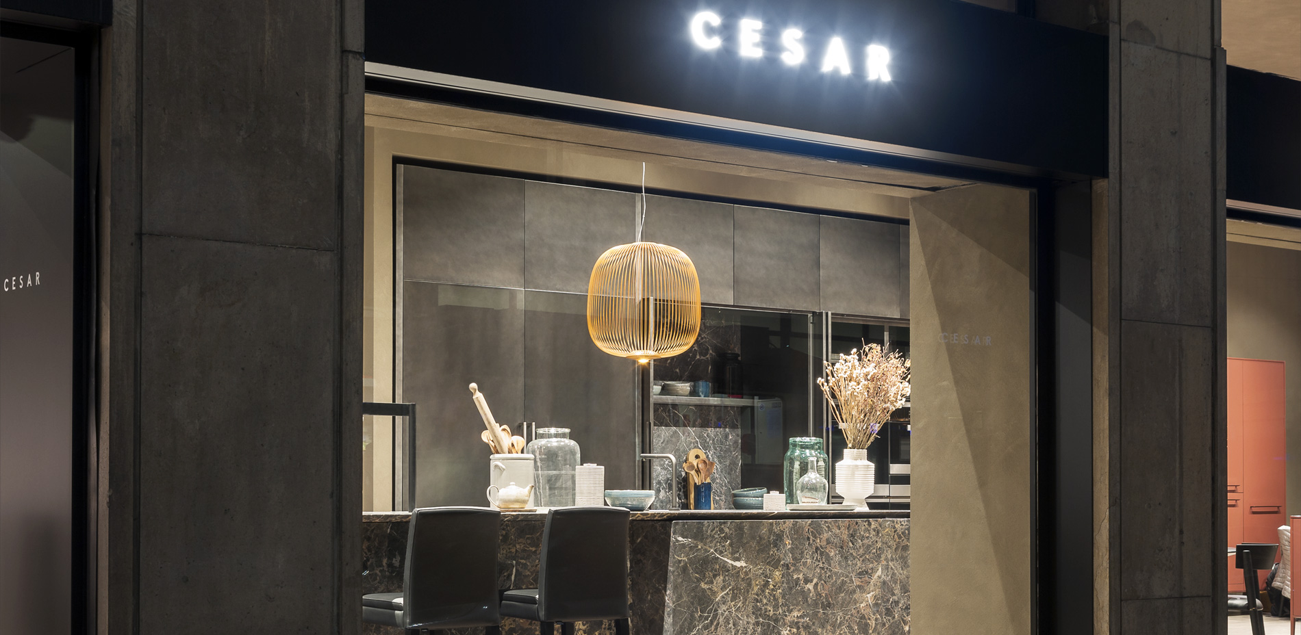 Cesar Shops And Retailers